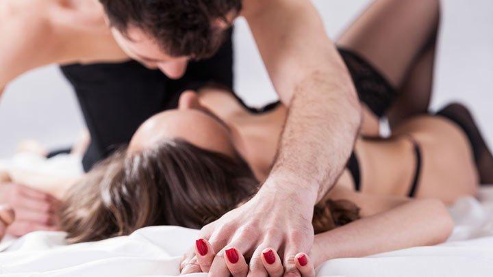 seduzir um homem na cama